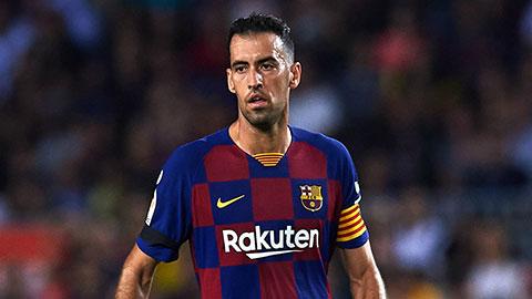 Busquets từ chối so sánh Setien và Valverde