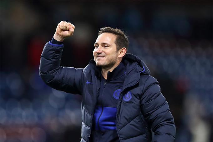 HLV Lampard báo tin vui trước trận đấu giữa Chelsea và Arsenal