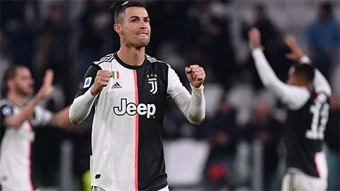 Ronaldo bắt kịp kỳ tích của Trezeguet, tạo ra 1 nhưng giải quyết cả trăm vấn đề
