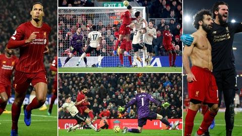 Thấy gì từ trận thắng 1-0 của Liverpool trước M.U?
