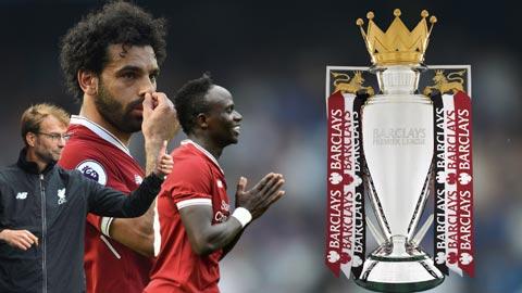 Sau khi hạ M.U, Liverpool còn cần bao nhiêu điểm để vô địch?