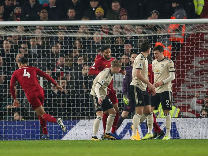 Liverpool đã vượt qua vật cản có thể coi là cuối cùng trên hành trình vô địch mùa này