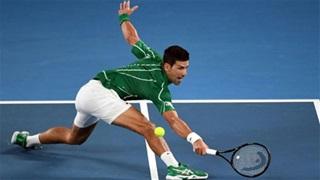 Djokovic 3-1 Struff (vòng 1 Australian Open 2020)