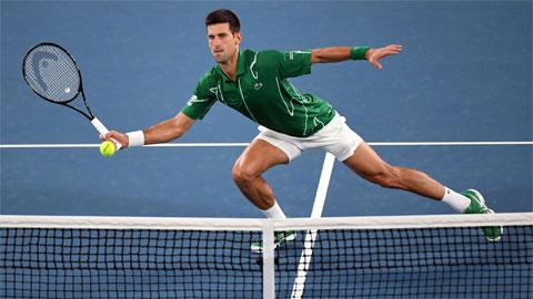 Djokovic thắng trận thứ 900 trong sự nghiệp
