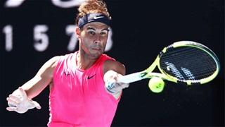 Nadal 3-0 Dellien (vòng 1 Australian Open 2020)