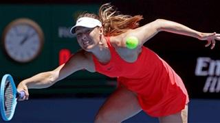 Vekic 2-0 Sharapova (vòng 1 Australian Open 2020)