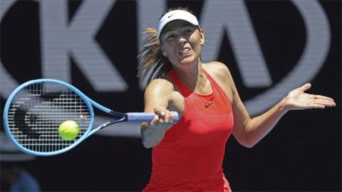 Australian Open 2020 ngày 2: Sharapova bị loại, Nadal đi tiếp