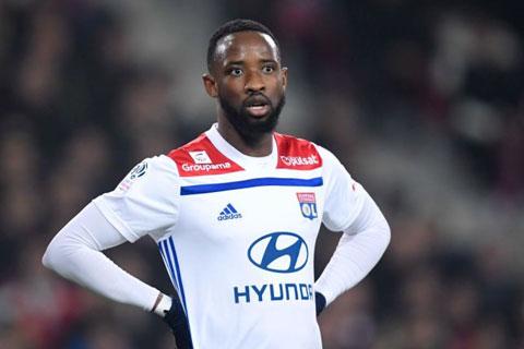 Moussa Dembele cam kết tương lai ở Liverpool