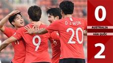 U23 Australia 0-2 U23 Hàn Quốc(BK U23 Châu Á 2020)