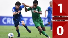 U23 Saudi Arabia 1-0 U23 Uzbekistan(BK U23 Châu Á 2020)