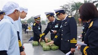 Lữ đoàn 147 tổ chức Hội thi bánh chưng xanh Xuân Canh Tý 2020
