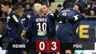 Thắng dễ Reims, PSG gặp Lyon ở chung kết Cúp Liên Đoàn Pháp