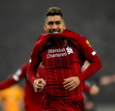 Firmino thêm một lần đóng vai cứu tinh cho Liverpool