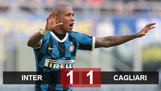 Young ra mắt ấn tượng, Inter mất điểm bởi người cũ