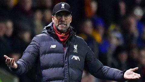 Bị Solskjaer doạ và đón mưa chỉ trích, Klopp vẫn quyết tẩy chay FA Cup