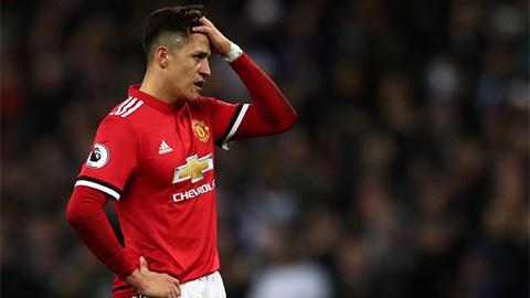 M.U mở cửa đón 'sao xịt' Sanchez trở lại Old Trafford