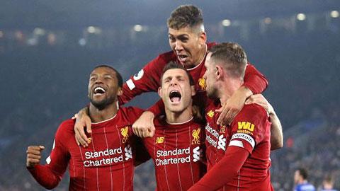 Liverpool sẽ phá kỷ lục vô địch Ngoại hạng Anh sớm nhất của M.U?