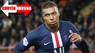 Chuyển nhượng 28/1: Liverpool phải chi 300 triệu euro để có Mbappe