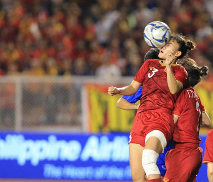 ĐT nữ Việt Nam không thể có sự phục vụ của Chương Thị Kiều ở vòng loại Olympic 2020