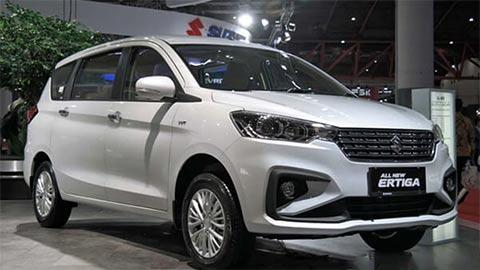 Suzuki Ertiga 2020 giá siêu rẻ về Việt Nam sau Tết, đấu Mitsubishi Xpander, Toyota Avanza