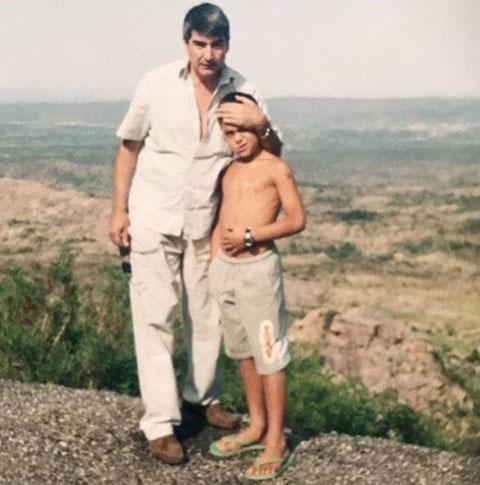 Cha của Dybala luôn kỳ vọng con trai thành ngôi sao sân cỏ