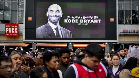 Bóng đá, một di sản của Kobe Bryant