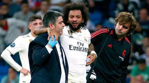 Marcelo sẽ bị Real Madrid thanh lý vào cuối mùa giải này