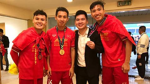 Con trai bầu Hiển làm chủ tịch Hà Nội FC