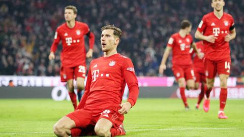 Lịch sử nói Bayern sẽ vô địch Bundesliga