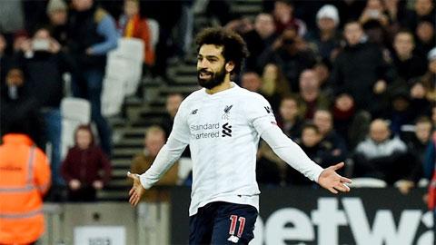 Ngày trở lại của Salah