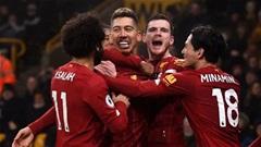 Liverpool có thành tích tốt hơn M.U ở mùa giải lịch sử 1998/99