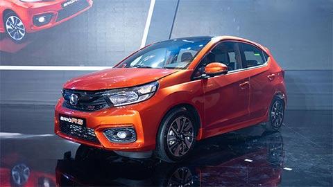 Giá lăn bánh Honda Brio 2020, đối thủ đáng gờm của Hyundai Grand i10, Kia Morning