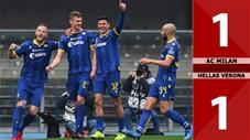 AC Milan 1-1 Hellas Verona(Vòng 21 Seri A 2019/20)