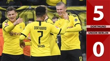 Dortmund 5-0 Union Berlin(Vòng 20 Bundesliga 2019/20)