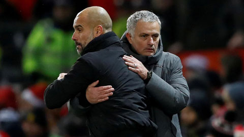 Mourinho đã không còn là đối thủ xứng tầm của Pep