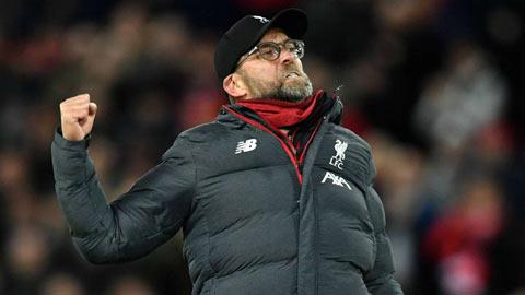 Liverpool cần làm gì để lập kỷ lục vô địch sớm nhất lịch sử?