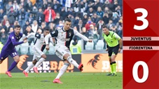 Juventus 3-0 Fiorentina(Vòng 21 Seri A 2019/20)