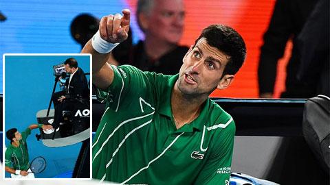 Djokovic đối mặt án phạt nặng sau khi vô địch Australian Open 2020
