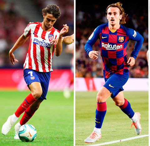 Griezmann khoác áo Barca và Felix tới Atletico nhờ nguồn vốn bơm từ 23 Capital
