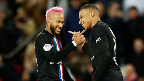Neymar 'hợp rơ' Mbappe thế nào?