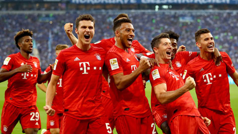 Siêu máy tính dự đoán Bayern vô địch Champions League 2019/20