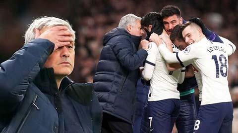 Kể từ khi Mourinho đến, Tottenham thăng tiến nhất ở Ngoại hạng Anh