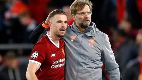 Klopp: 'Liverpool chơi như một đội sắp phải xuống hạng'