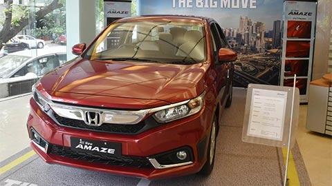 Honda tung ra mẫu xe đẹp mê ly giá chỉ 198 triệu, đấu Hyundai Grand i10, Kia Morning