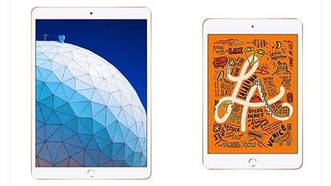 Apple mở bán iPad Air 2019 và iPad Mini 5 tân trang với giá rẻ bất ngờ