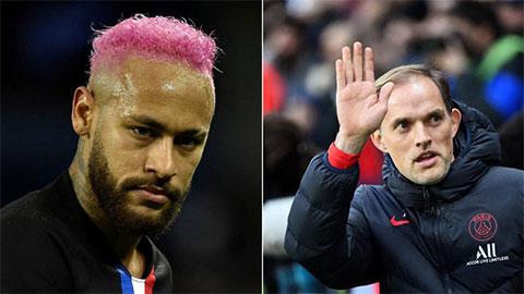"""HLV PSG: """"Tôi không phải bố Neymar"""""""