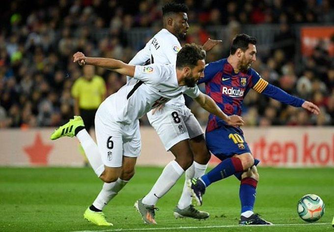 Messi đã tìm được một đối tác ăn ý mới tại Barca