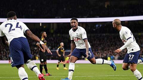 Tân binh 27 triệu bảng của Tottenham ghi bàn ra mắt, khóc &... chấn thương trong 7 phút