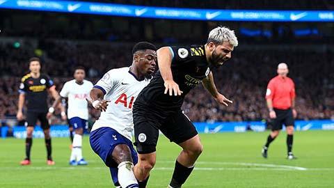 Toàn cảnh drama 5 phút không tưởng ở đại chiến Tottenham vs Man City