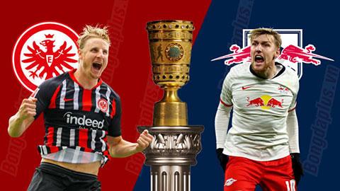 Nhận định bóng đá Frankfurt vs RB Leipzig, 0h30 ngày 5/2: Khách rộng cửa đi tiếp